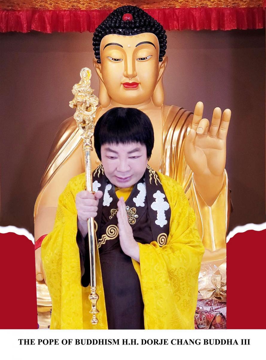 Pope of Buddhism